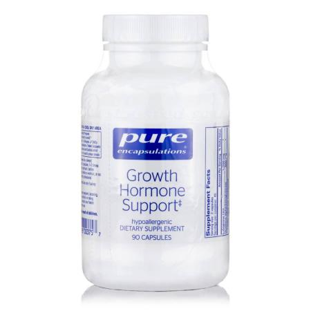 Pure Encapsulations Growth Hormone Support, 90 капсул