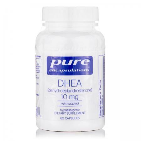 Pure Encapsulations DHEA 10 mg, 60 капсул