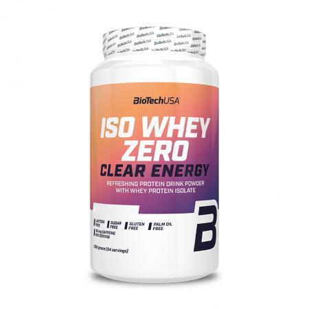 BioTech Iso Whey Zero Clear Energy, 1.3 кг