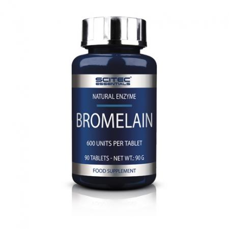 Scitec Bromelain, 90 таблеток