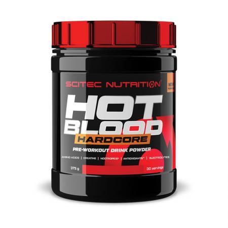 Scitec Hot Blood Hardcore, 375 грамм