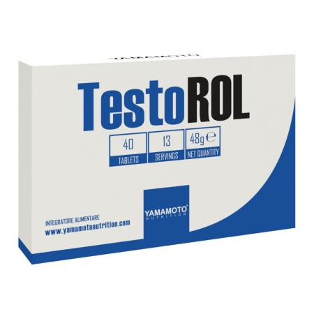 Yamamoto TestoROL, 40 таблеток