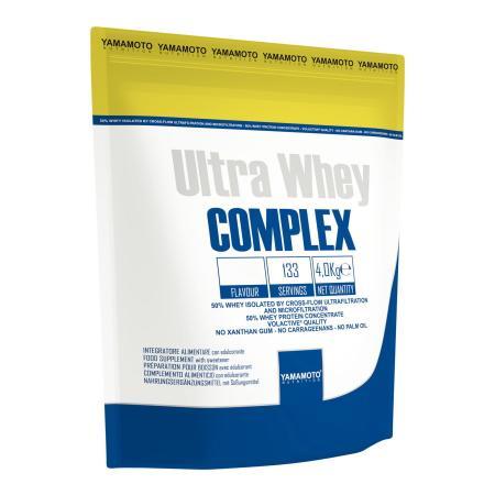 Yamamoto Ultra Whey Complex, 4 кг