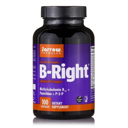 Jarrow Formulas B-Right, 100 капсул
