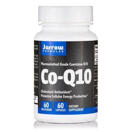 Jarrow Formulas Co-Q10 60 mg, 60 капсул