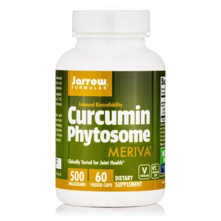 Jarrow Formulas Curcumin Phytosome, 60 вегакапсул