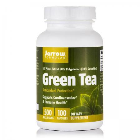 Jarrow Formulas Green Tea, 100 вегакапсул