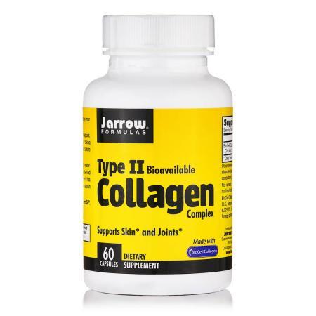 Jarrow Formulas Type II Collagen Complex, 60 капсул