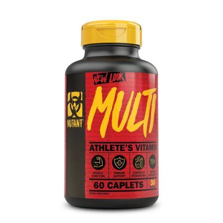 Mutant Multi, 60 капсул