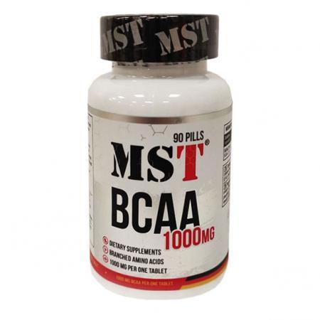 MST BCAA 1000, 90 таблеток
