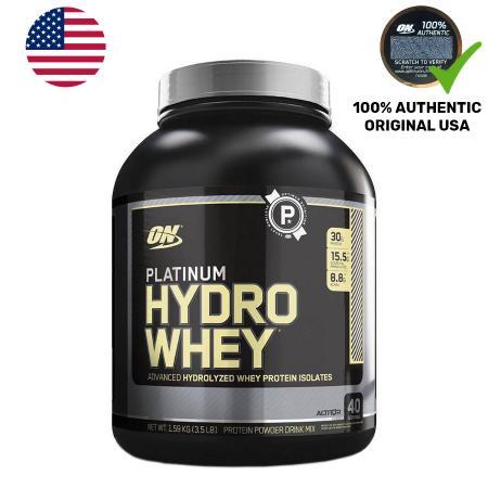 Optimum Platinum Hydro Whey, 1.56 кг