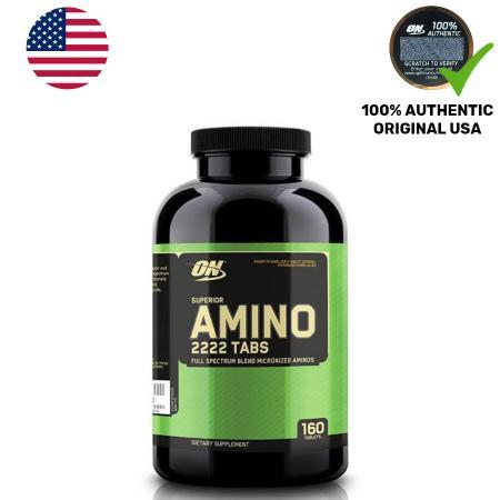 Optimum Superior Amino 2222, 160 таблеток