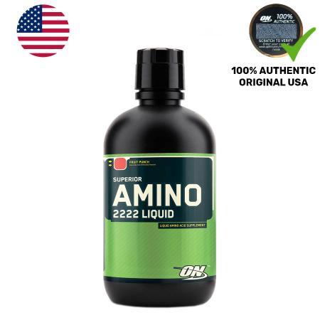Optimum Superior Amino 2222 Liquid, 948 мл