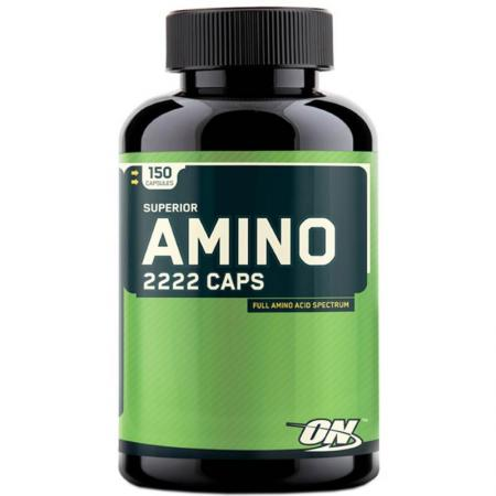 Optimum Superior Amino 2222, 150 капсул