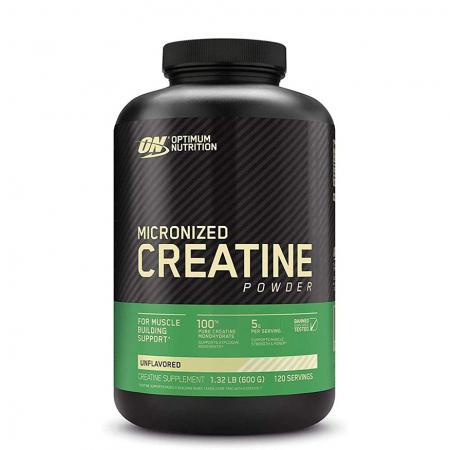 Optimum Micronized Creatine Powder, 600 грамм