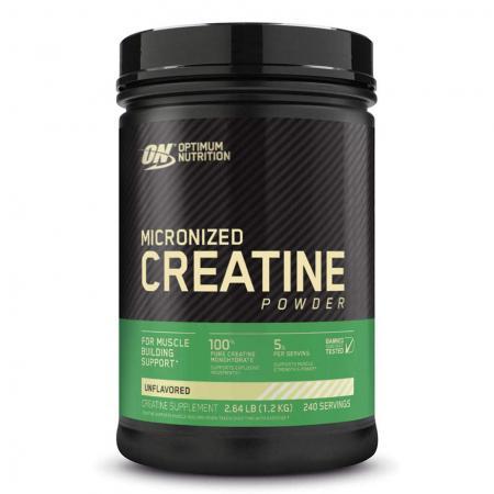 Optimum Micronized Creatine Powder, 1.2 кг