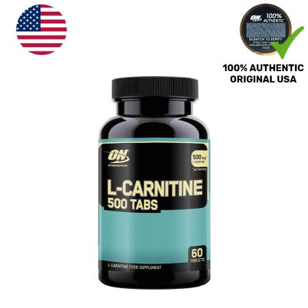 Optimum L-Carnitine 500, 60 таблеток