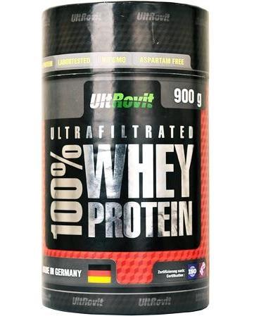 Ult:Rovita 100% Whey Protein 80, 900 грамм