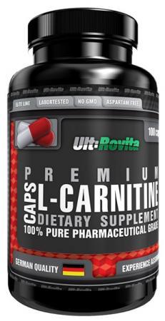 Ult:Rovita L-Carnitine, 100 капсул