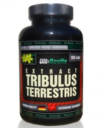 Ult:Rovita Tribulus Terrestris, 150 капсул