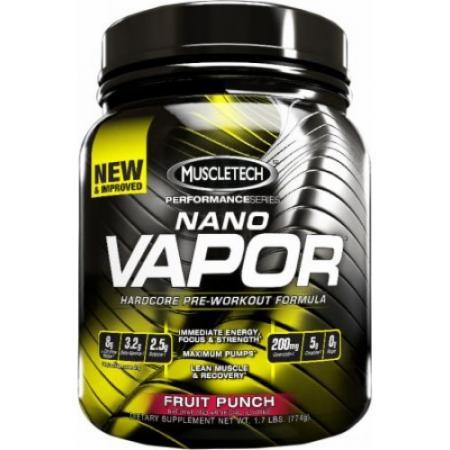 Muscletech Nano Vapor, 770 грамм