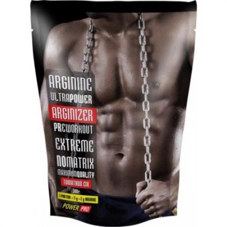 Power Pro Arginine Ultra Power, 300 грамм