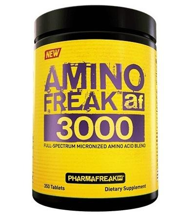 PharmaFreak Amino Freak 3000, 350 таблеток