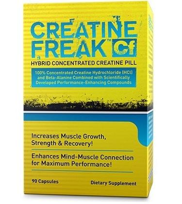 PharmaFreak Creatine Freak, 90 капсул
